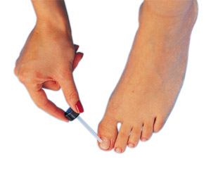 Капки против зараснување на ноктите во месо